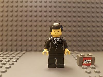 Lego Mini Figure Businessman