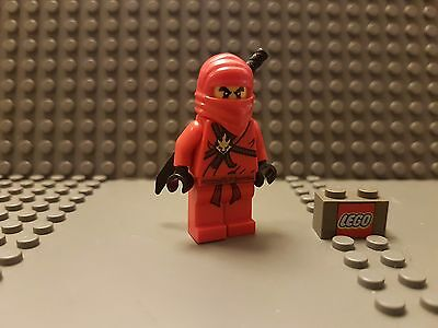 Lego Mini Figure Ninjago Kai DX Red Ninja