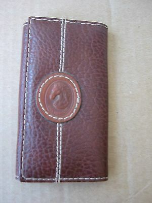New, made in Spain genuine leather key case