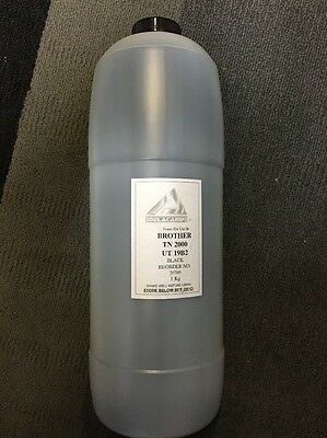 Bulk 1KG Toner Powder Brother Type 2 - TN2010 TN2210 TN2220 TN2240 TN2320 + MORE