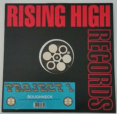 "Project One ‎– Roughneck / Smokin' Chalice 12"" Vinyl Old Skool 1992"