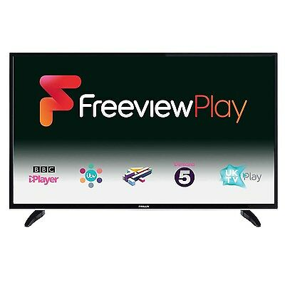Finlux 49 Inch 4K Ultra HD Smart LED TV with Freeview Play and Freeview HD
