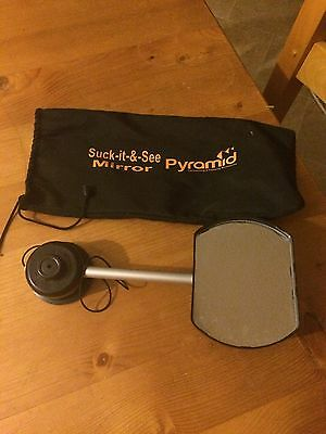 Suck It And See Pyramid Universal Towing Mirror