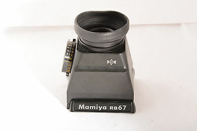 Mamiya Metered Chimney Finder for RB67 Pro S SD