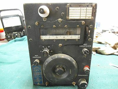 ARC-5 Aircraft transmitter model T-20 modified
