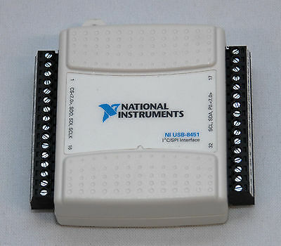 National Instruments NI USB-8451
