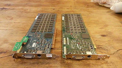 Protools Digidesign HD Core card and Process card  pci /pci x ( not pci-e )