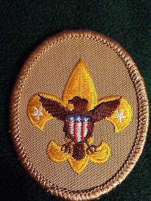"""OFFICIAL BSA """"TENDERFOOT RANK"""" PATCH - Boy Cub Scouts"""