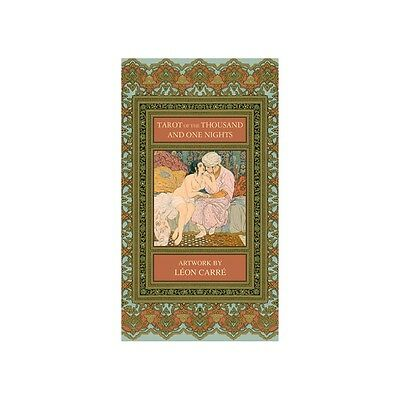 NEW Tarot of the Thousand and One Nights Cards Deck Lo Scarabeo