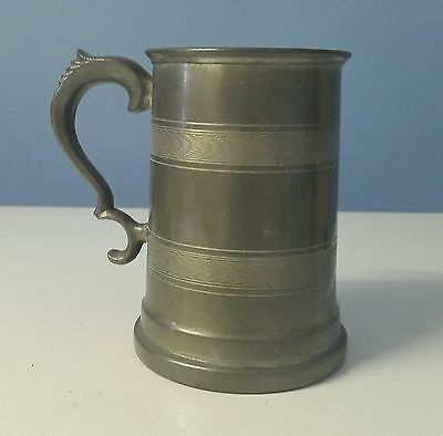 ENGLISH PEWTER TANKARD 50% off any item bought.