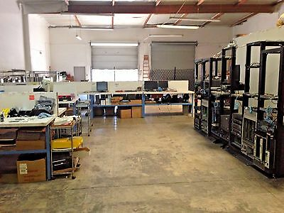 pick n place/ reflow oven/ workbenches/ soldering machine/ stencils/ tooling +++