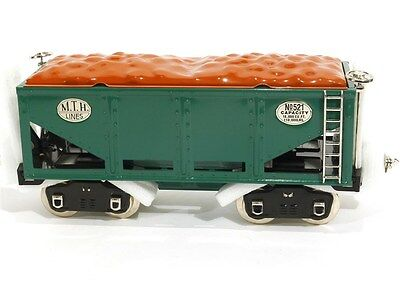 MTH Model Trains Tinplate Traditions MTH Lines Standard Gauge Ore Car 10-1129