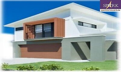 Two Storey Plan 299, 4 Bedrooms - Size 198.78m2, engineered to codes