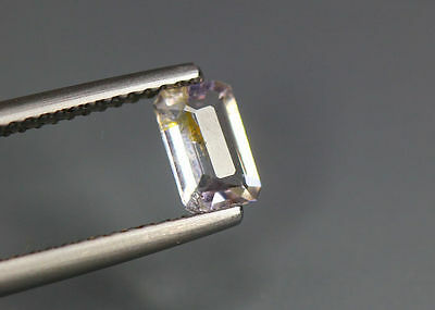 0.53 Cts _Top !!! Grade Stunnig Gemstone_100 % Natural Light Purple Scapolite
