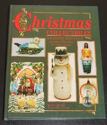 ~Christmas Collectibles Identification and Value Guide Book Second Edition~
