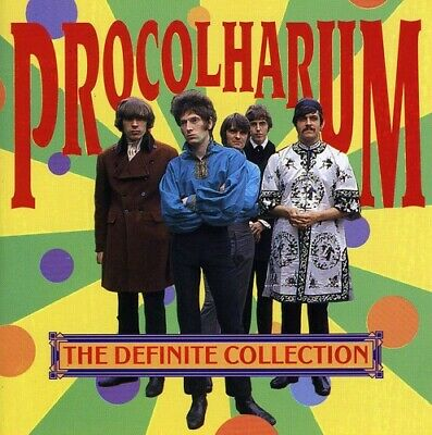 Procol Harum - Definite Collection [CD New]