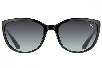 Ray Ban Emma RB 4167 Black Women's Sunglasses Current Season With Case