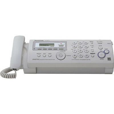 Panasonic KX-FP215 Compact Plain Paper Fax and Copier Digital Answering Machine