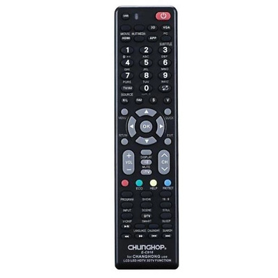 Universal Changhong TV Remote Control Replacement | 3D LCD LED HDTV HD TVs