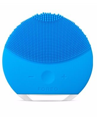 Foreo Luna Mini 2 Cleansing Brush - Aquamarine - SAVE 20% For A Limited Time