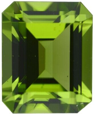 Natural Fine Vivid Green Peridot - Emerald - Arizona - Top Grade