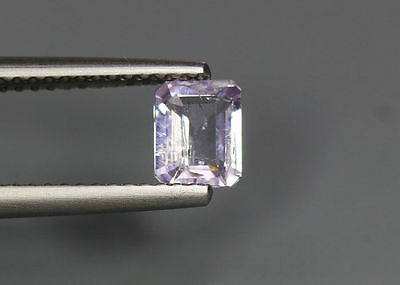 0.51 Cts _Top !!! Grade Stunnig Gemstone_100 % Natural Light Purple Scapolite
