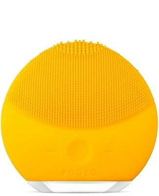 Foreo Luna Mini 2 Cleansing Brush - Sunflower - SAVE 20% For A Limited Time