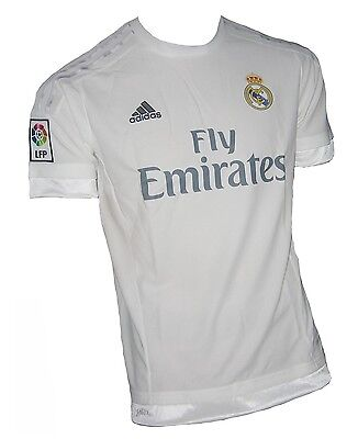 Real Madrid Maillot 2015/16 Adidas Domicile