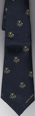 Rugby neck tie Tauranga Rugby and Sports Club New Zealand