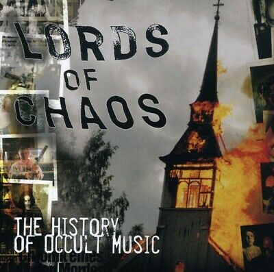 Various Artists - Lords Of Chaos: The History Of Occult Music [New CD]
