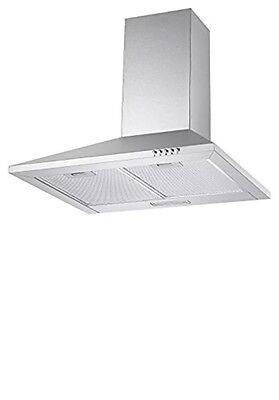 Cookology CH600SS 60cm Chimney Cooker Hood in Stainless Steel