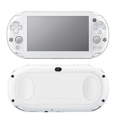Clear Full Body LCD Front&Back Scree Protector Guard for Sony PS Vita /PS2000
