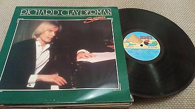 """RICHARD CLAYDERMAN LP """"SOUVENIRS"""" (33rpm) 1981 FRENCH ISSUE"""