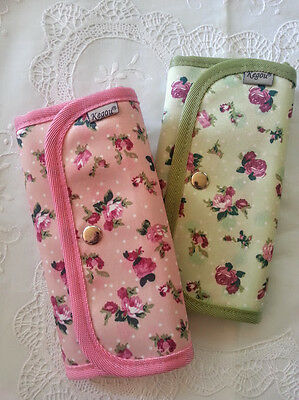 * 1 Crochet Hook or Makeup Brush Case/Tote/Bag * Comes Empty * 2 Colours *