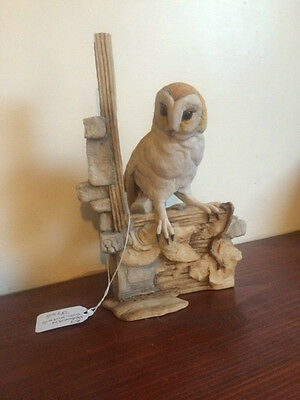 """Teviotdale Collection """"barn Owl With Window"""""""