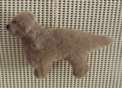 GOLDEN RETRIEVER dog Part needle felted hanging decoration ornament