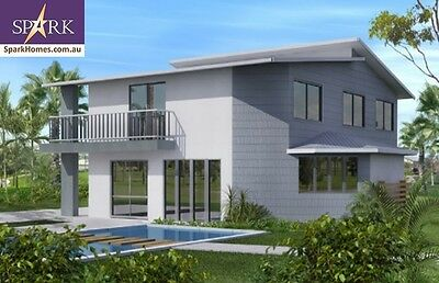 Two Storey Plan 262, 4 Bedrooms - Size 239.3m2, engineered to codes