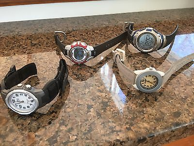 Lot of watches for youth