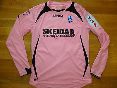 Follo FK Norwegen Norway Fußball Trikot Jersey Shirt Legea Gr. M #34