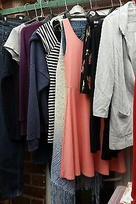 ladies clothes bundle size 10 joblot