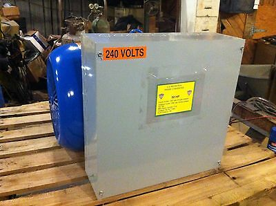 40 Hp Rotary Phase Converter New, Indoor/outdoor Use Heavy Duty, Free Shipping!!