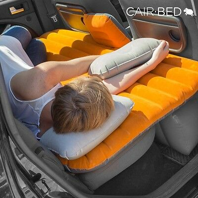 Cars Sleeping Mattress + 2 Pillows - Couch·air Inflatable Mat - Relax Sofa Bed