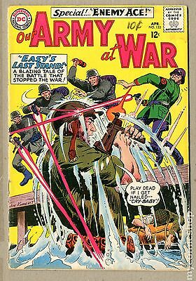 Our Army at War (1952) #153 GD 2.0
