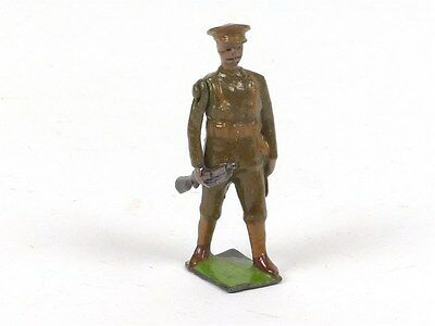 Britains Limited Territorial Infantry Walking at the Trail Set 160 Toy Soldier A