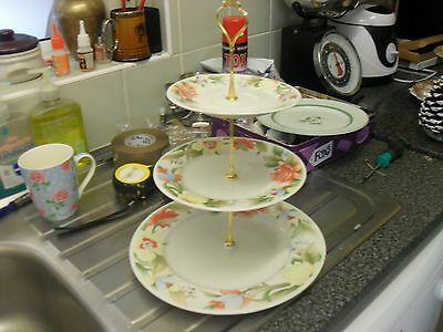 Three Tier Cake Stand All Plates The Same