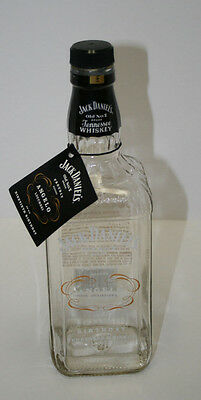Jack Daniels Angelo Lucchesi Bottle with Tag Whiskey