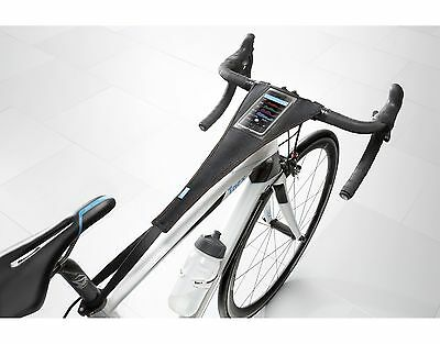 Tacx Turbo Trainer Sweat Cover or Sweat Net With Smart Phone Cover