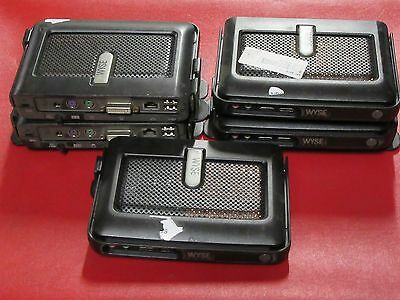 *LOT OF 5* Wyse Cx0 C90LE XPE Thin Client 902167-01L VIA 1.00GHz 1GB RAM 1GB HDD