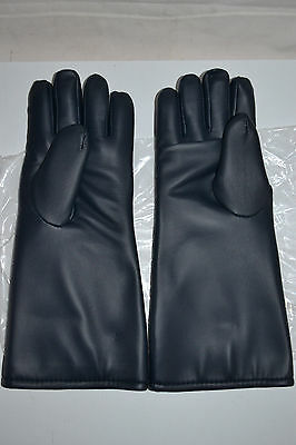 NEW Pair Lead Lined Gloves Shielding International 100V-DKB Radiation Protection