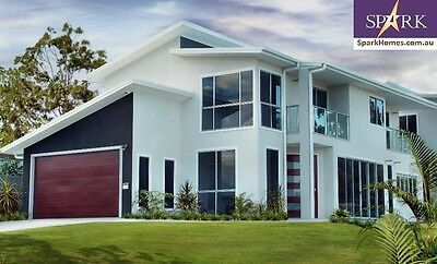 Two Storey Plan 267, 4 Bedrooms - Size 267.8m2, engineered to codes